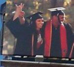 University of Houston, graduation