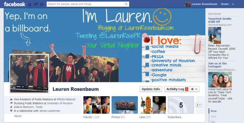 Facebook timeline, cover photo, how to edit, line up cover photo and profile picture
